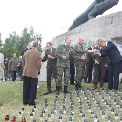 Obchody rocznicy wybuchu II W.Ś. w Mławie